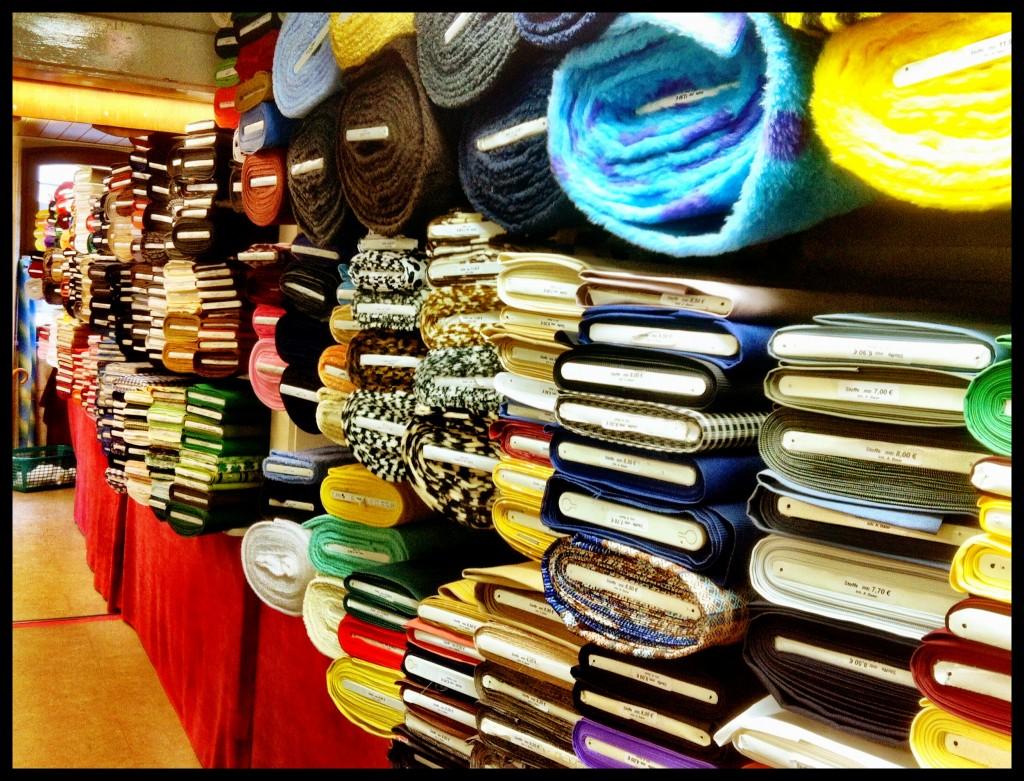 Ansbach Fabric Store