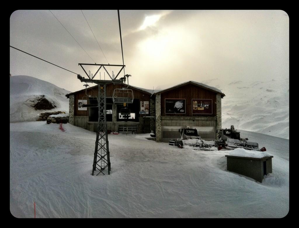 Chair Lift Zermatt Switzerland