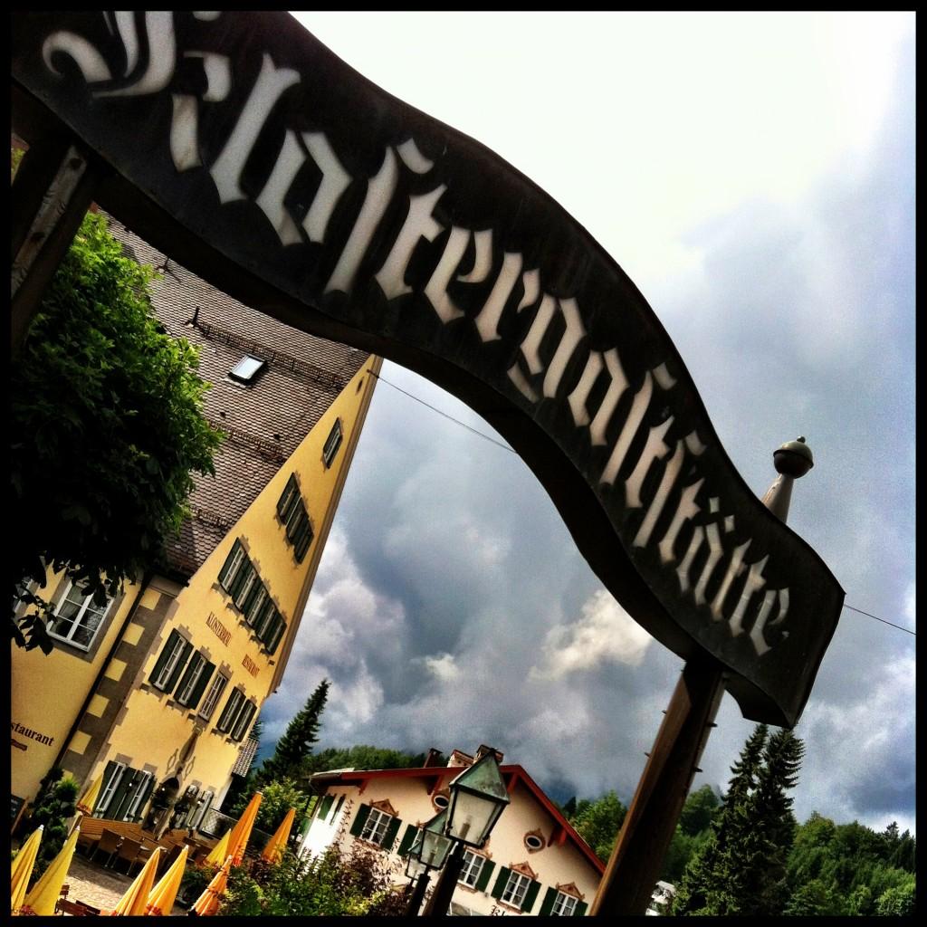 Monastery Brewery Hotel Ettal