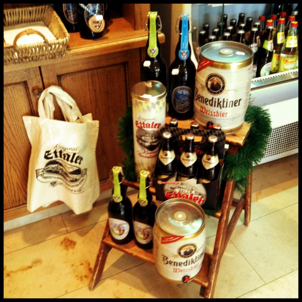 Ettal Brewery Store