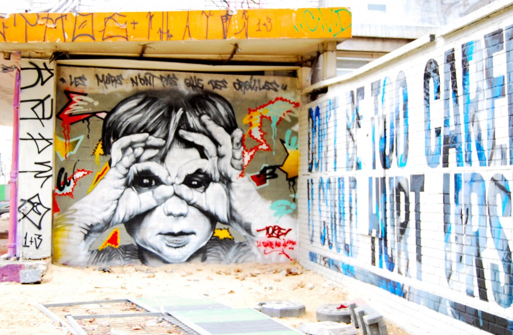 Graffiti House In the 13th