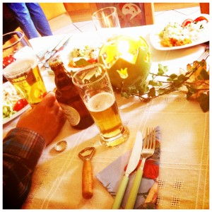Sunday Lunch Table