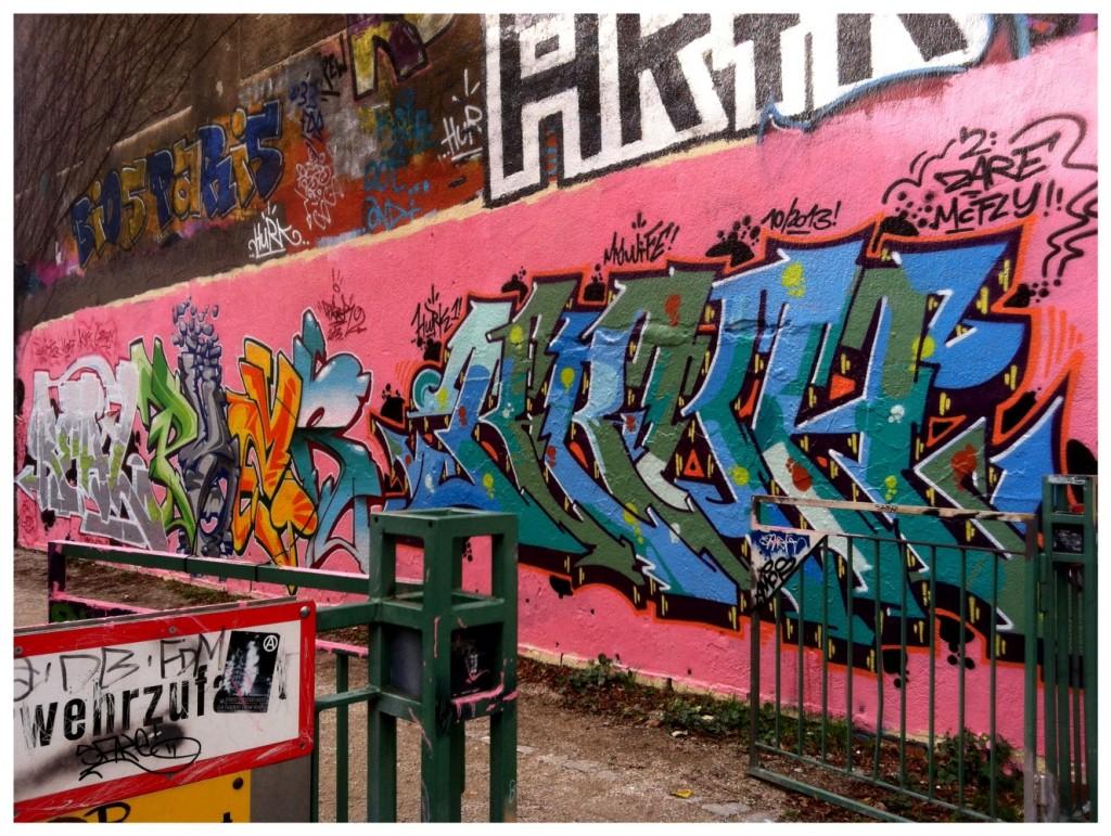Nuremberg Graffiti