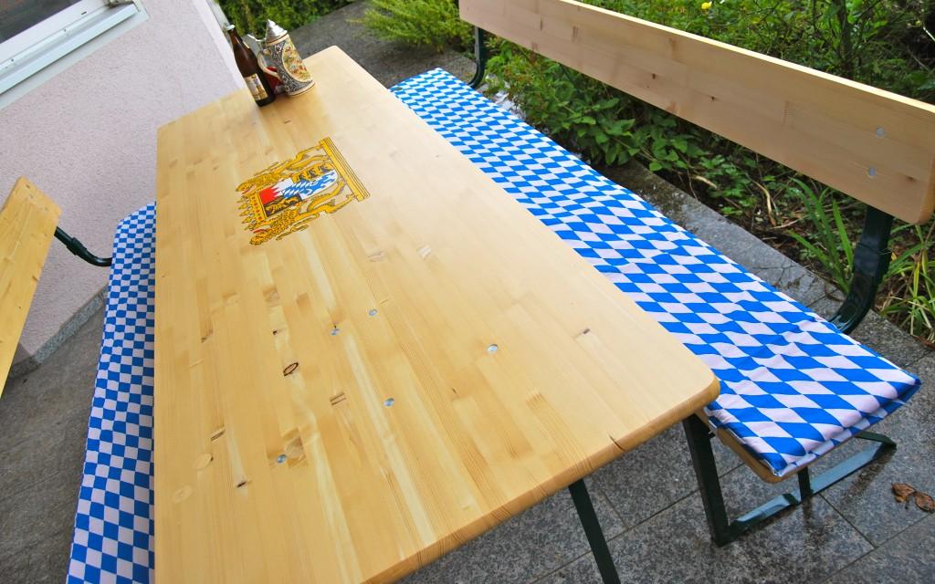 German Fest Table