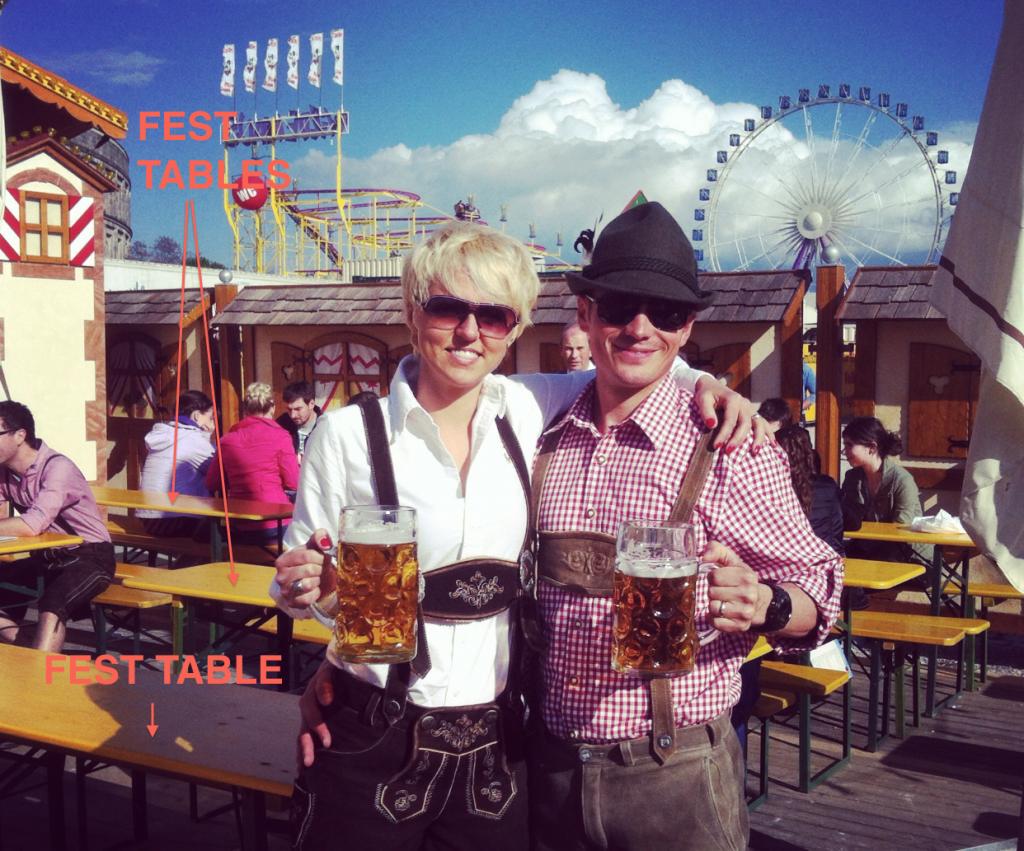 Fest Tables