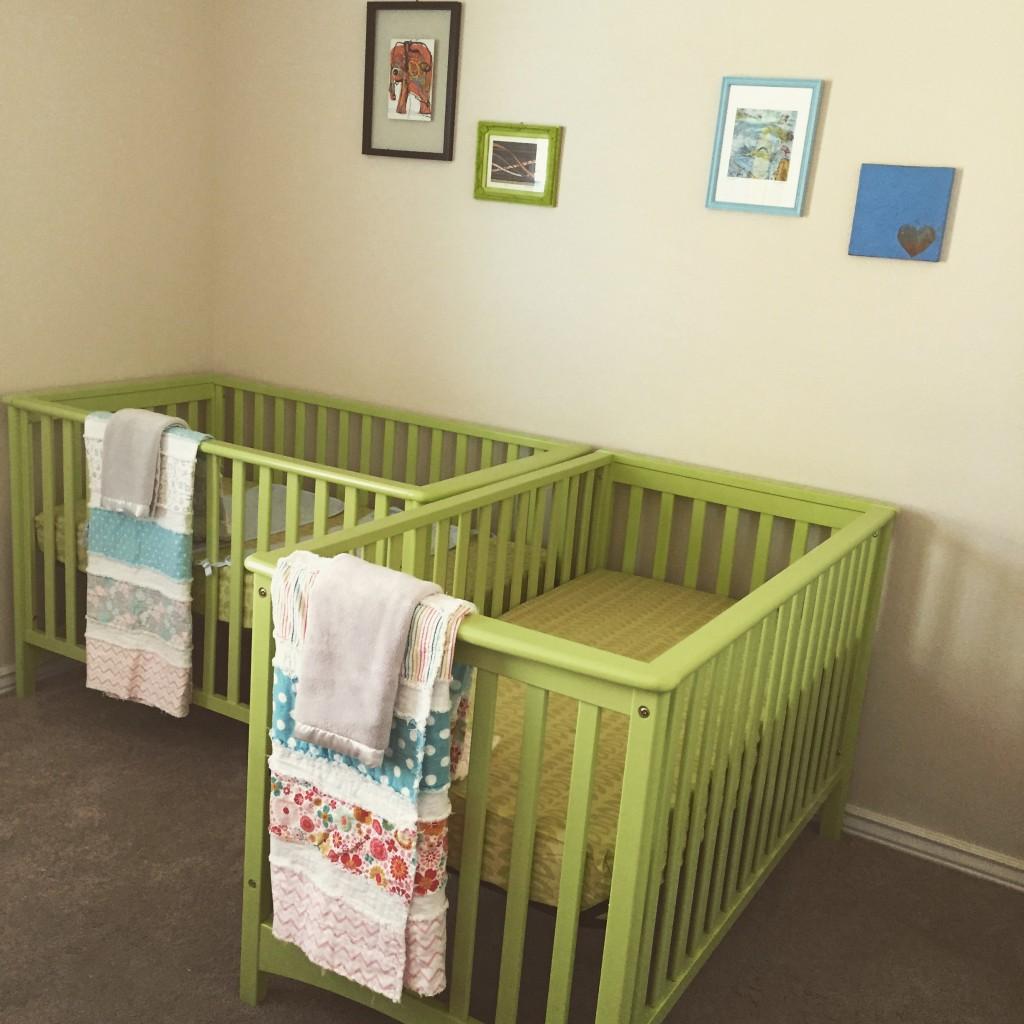 Nursery For Twins